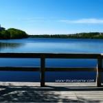 1024x768 Russell Lake Desktop Wallpaper